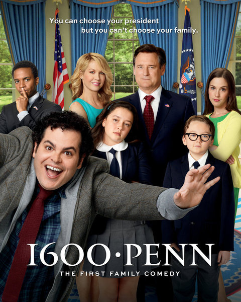 Watch Movie 1600-penn-season-1