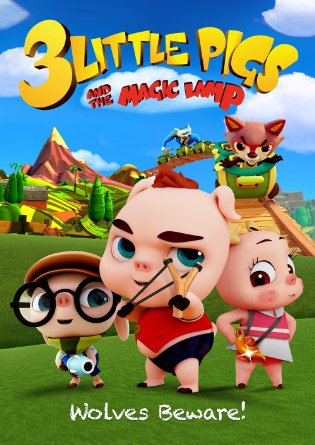 Watch Movie 3-little-pigs-and-the-magic-lamp