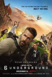 Watch Movie 6-underground