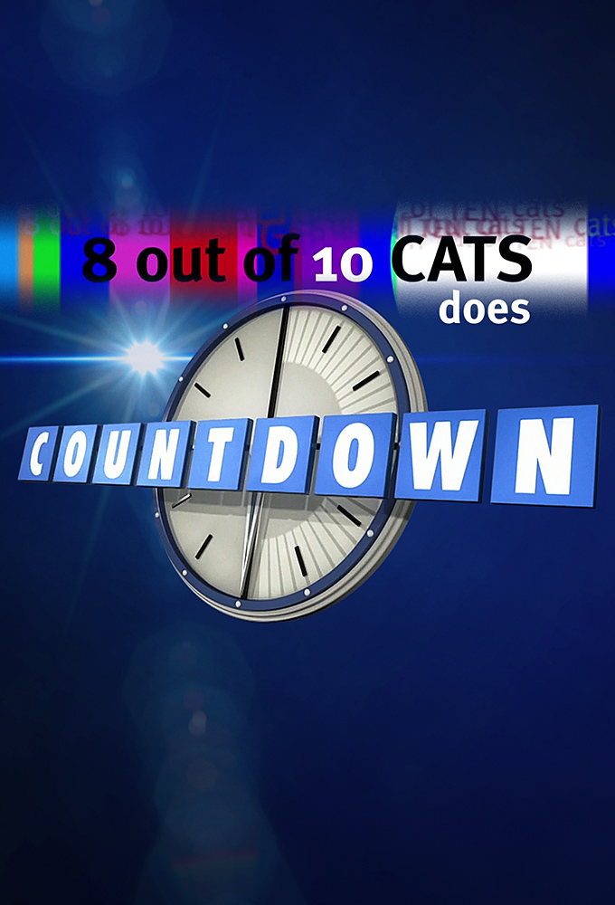 8 Out Of 10 Cats Does Countdown - Season 18