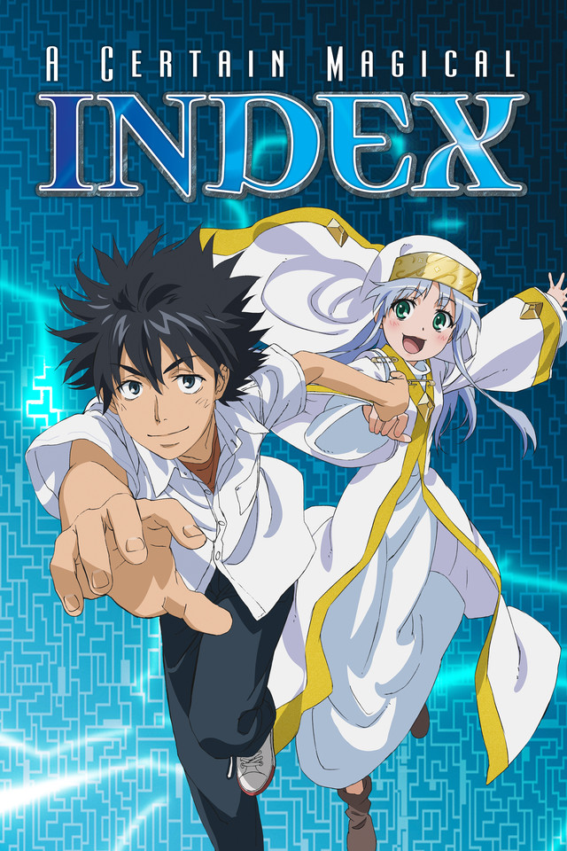Watch Movie a-certain-magical-index-season-2