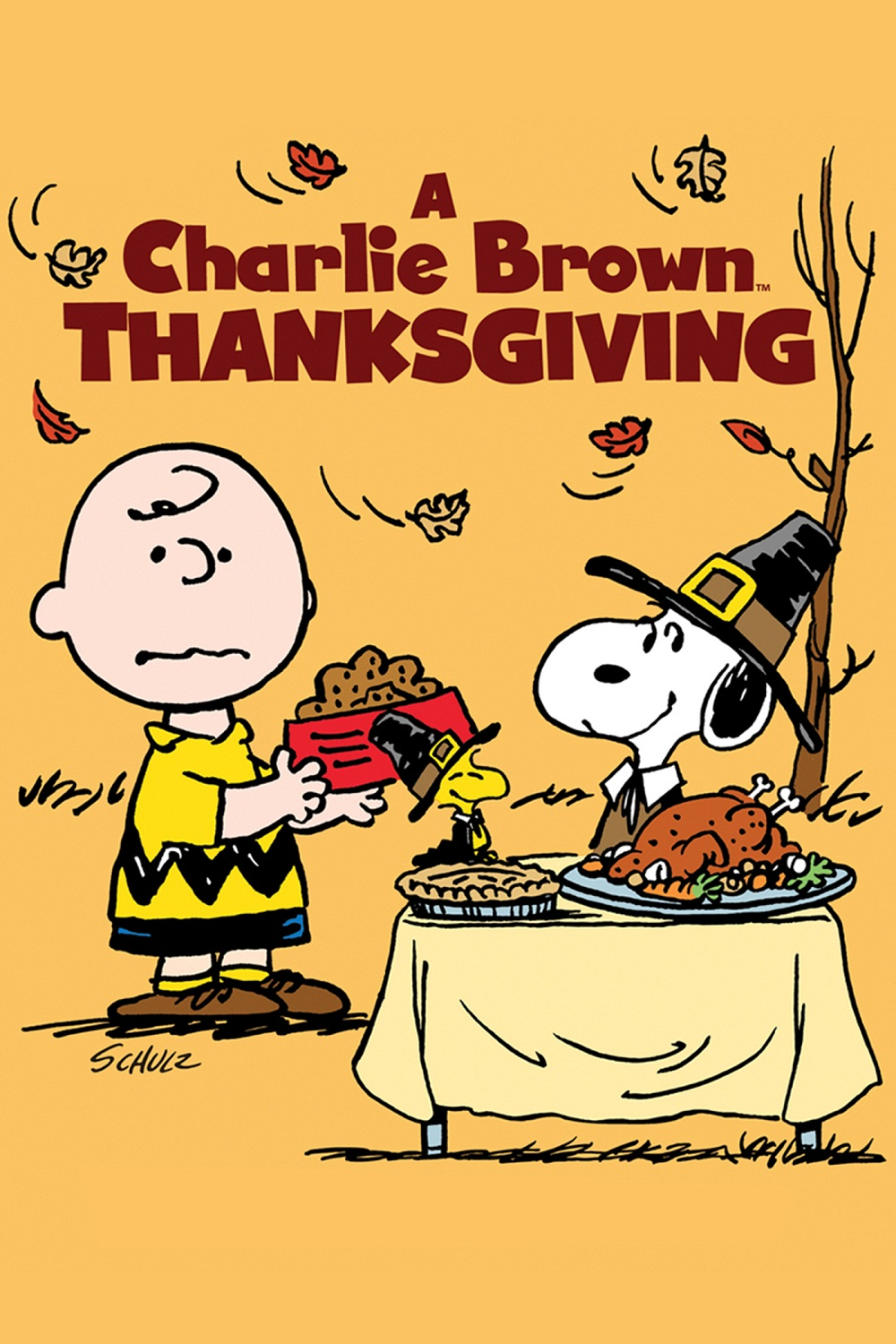 Watch Movie a-charlie-brown-thanksgiving