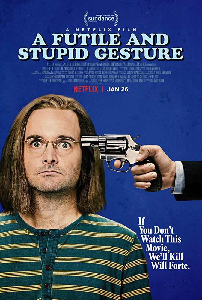 Watch Movie a-futile-and-stupid-gesture