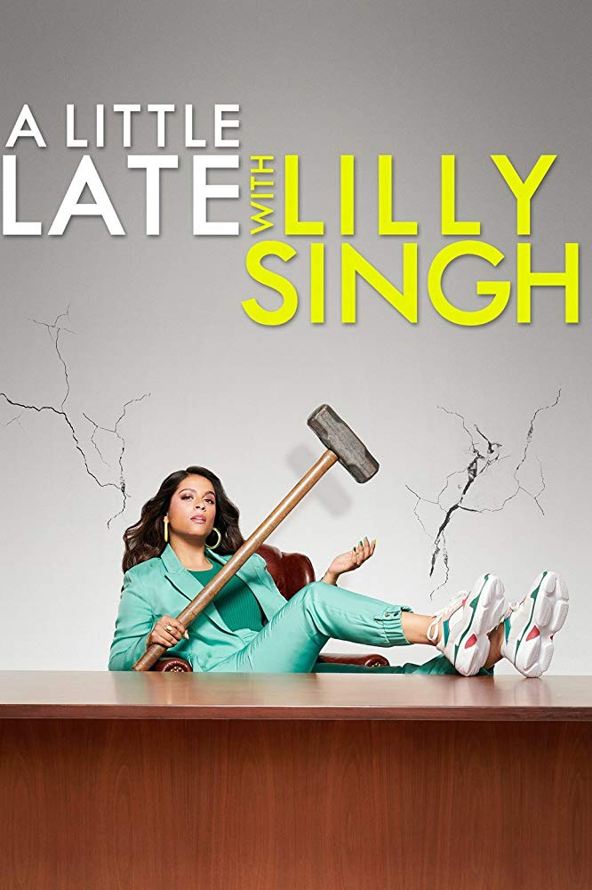 Watch Movie a-little-late-with-lilly-singh-season-2