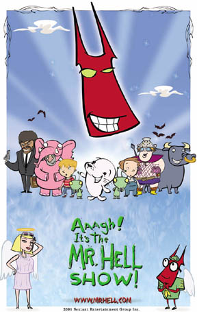 Watch Movie aaagh-it-s-the-mr-hell-show