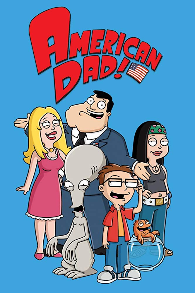 Watch Movie american-dad-season-4