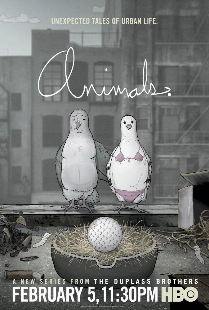 Watch Movie animals-2016-season-2