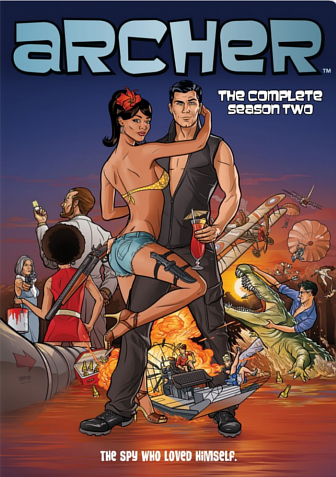 Watch Movie archer-season-2
