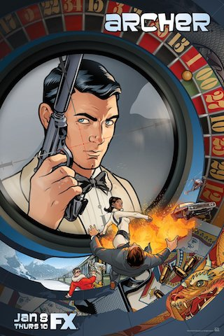 Watch Movie archer-season-6