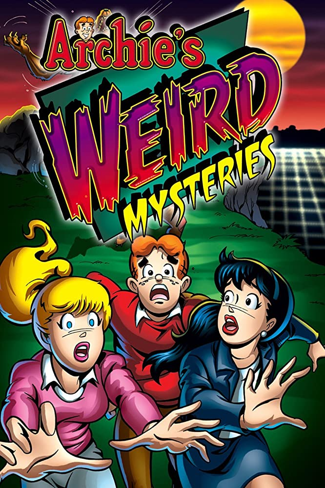 Watch Movie archie-s-weird-mysteries-season-1
