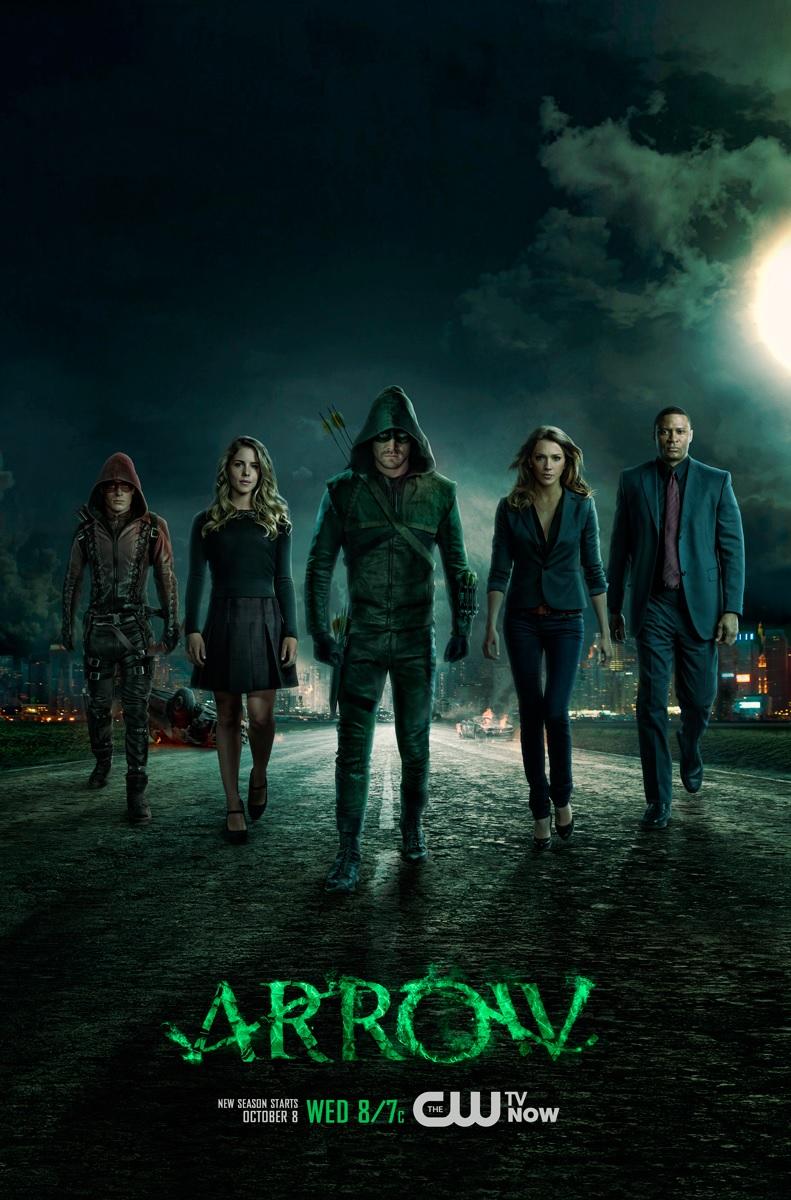 Watch Movie arrow-season-3