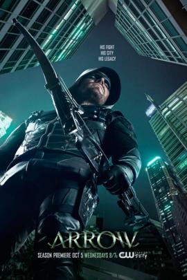 Watch Movie arrow-season-5