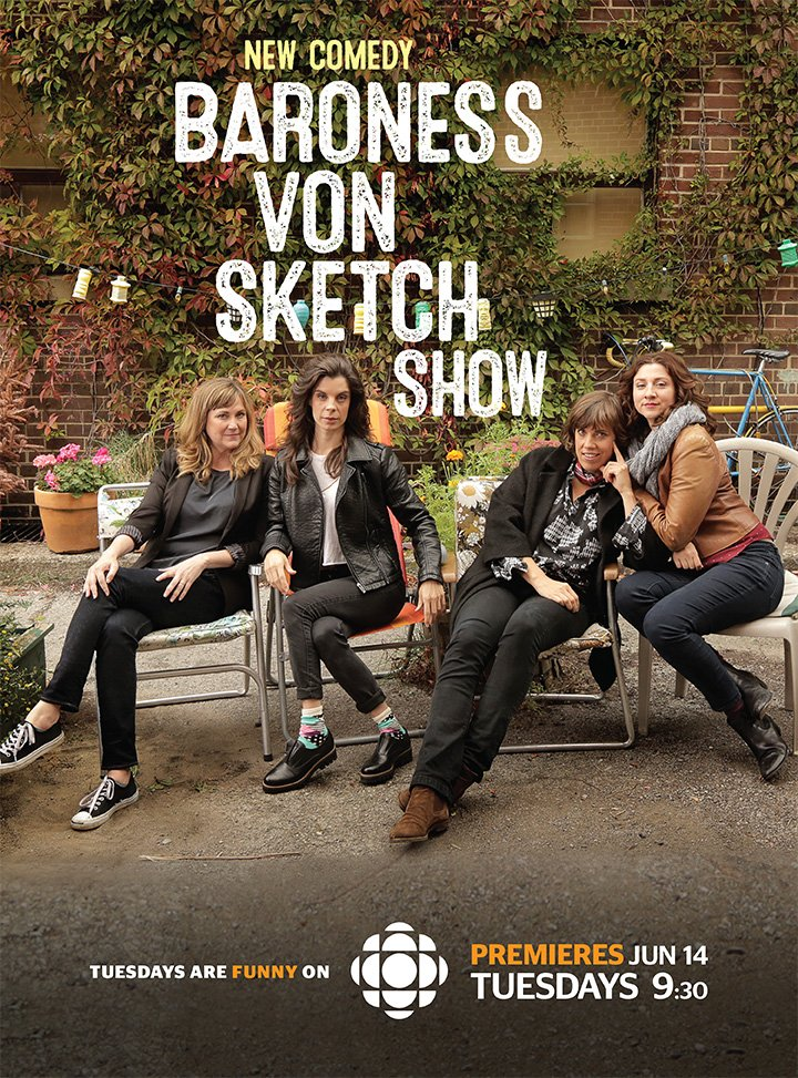 Watch Movie baroness-von-sketch-show-season-2