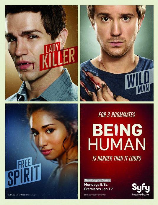 Watch Movie being-human-us-season-1