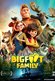 Watch Movie bigfoot-family