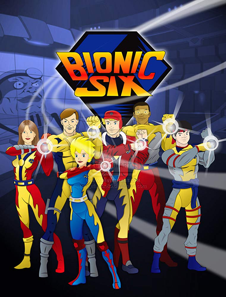 Watch Movie bionic-six