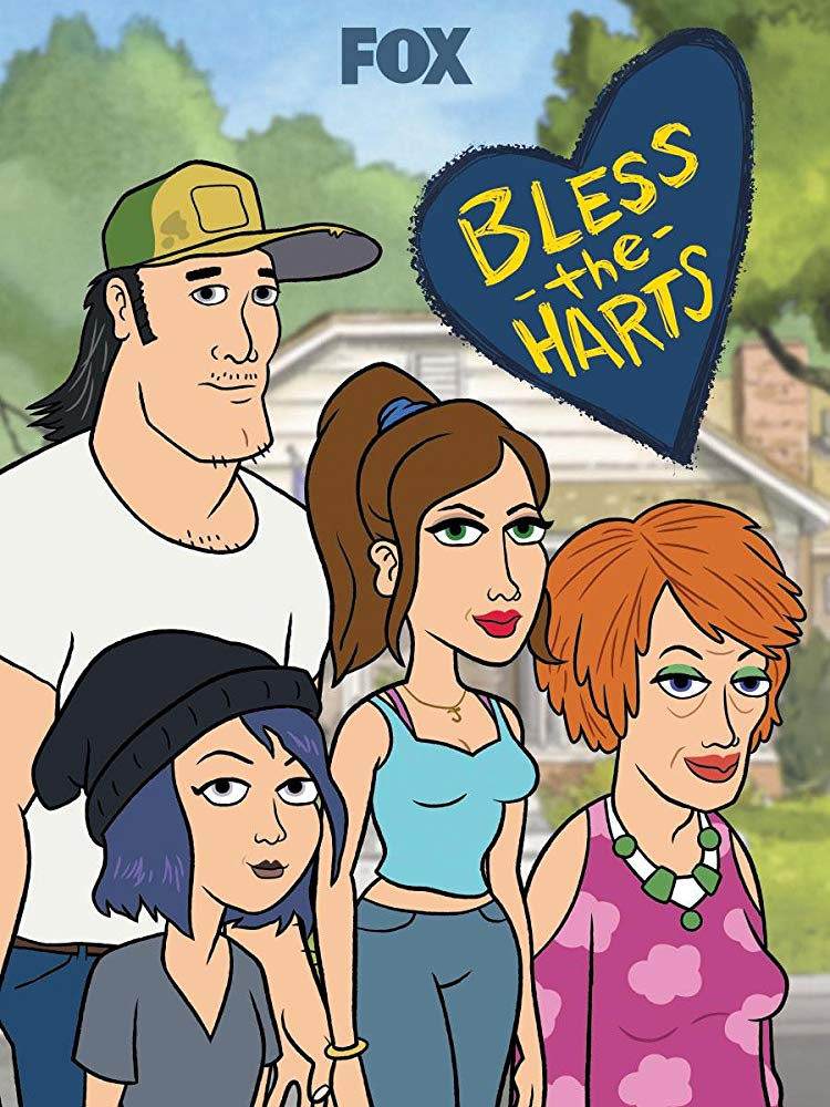 Watch Movie bless-the-harts-season-1