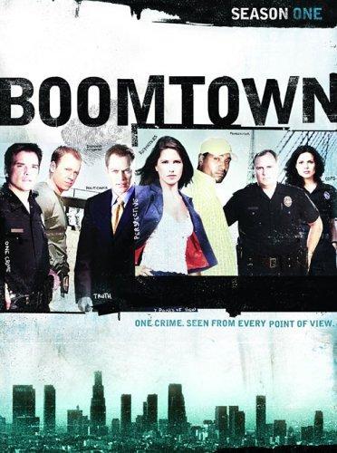 Watch Movie boomtown-season-1