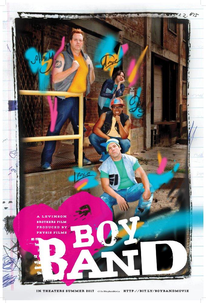 Watch Movie boy-band-season-1