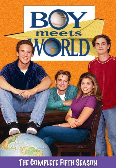 Watch Movie boy-meets-world-season-3