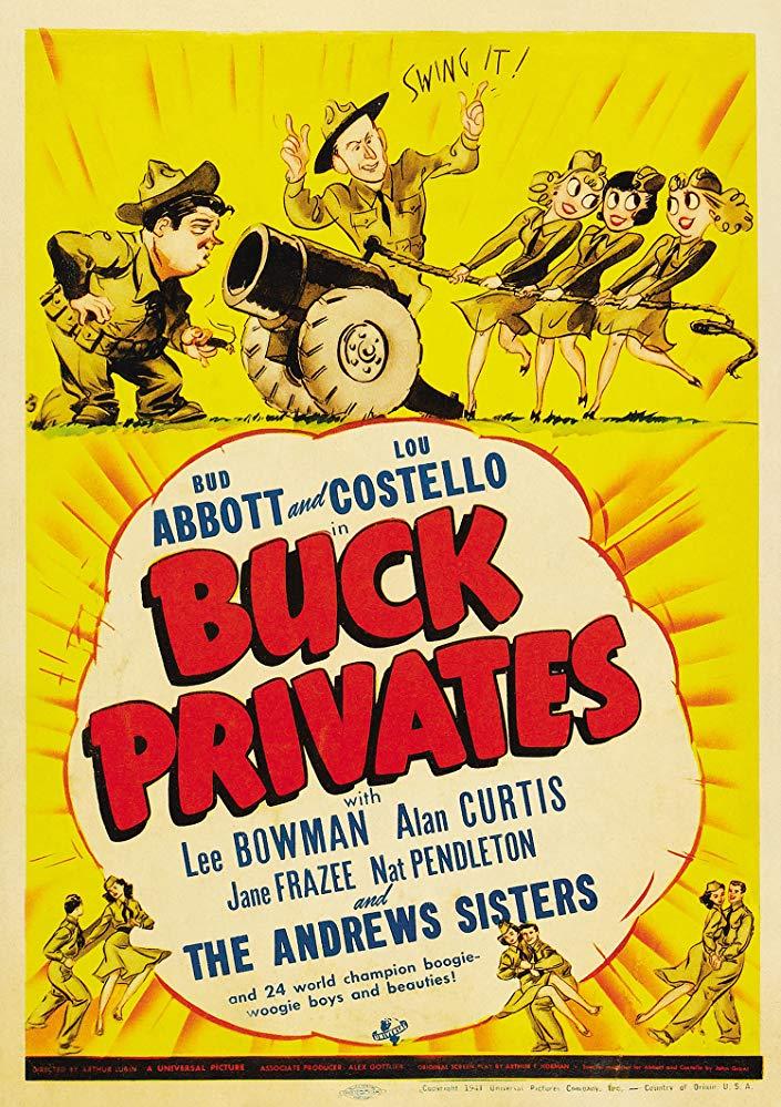 Watch Movie buck-privates