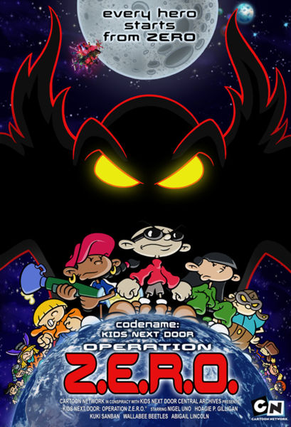 Watch Movie codename-kids-next-door-season-2