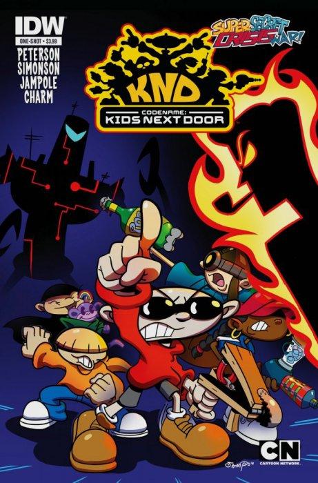 Codename: Kids Next Door - Season 3