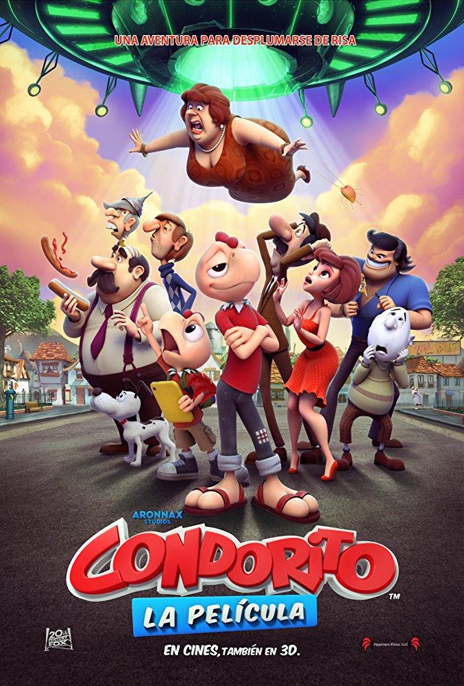 Watch Movie condorito-the-movie