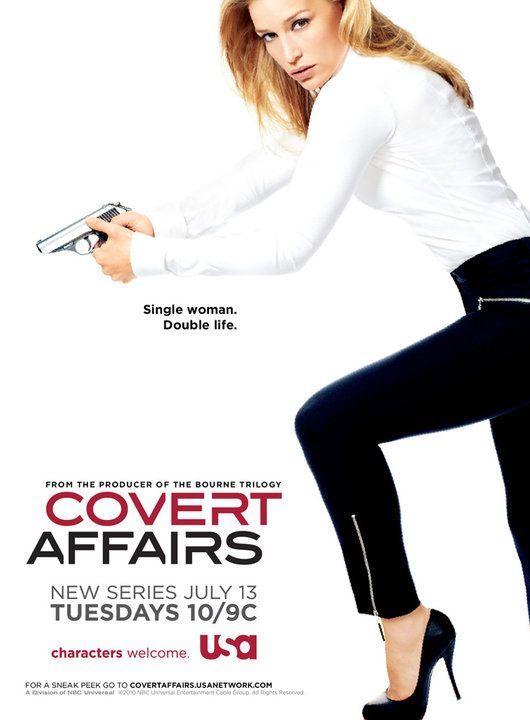 Watch Movie covert-affairs-season-1