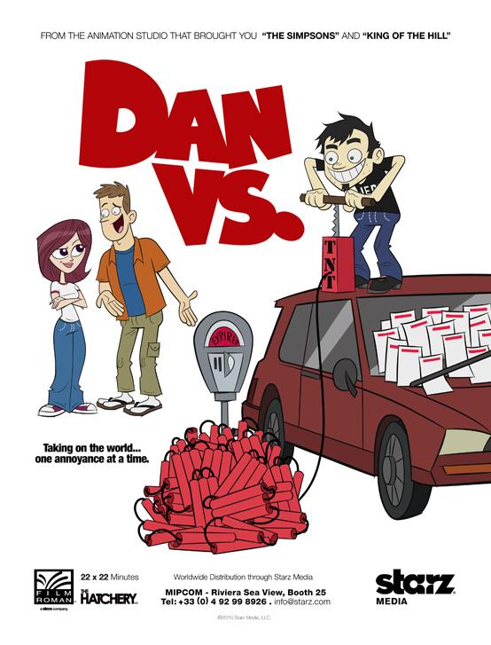 Watch Movie dan-vs-season-2