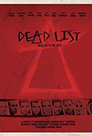 Watch Movie dead-list