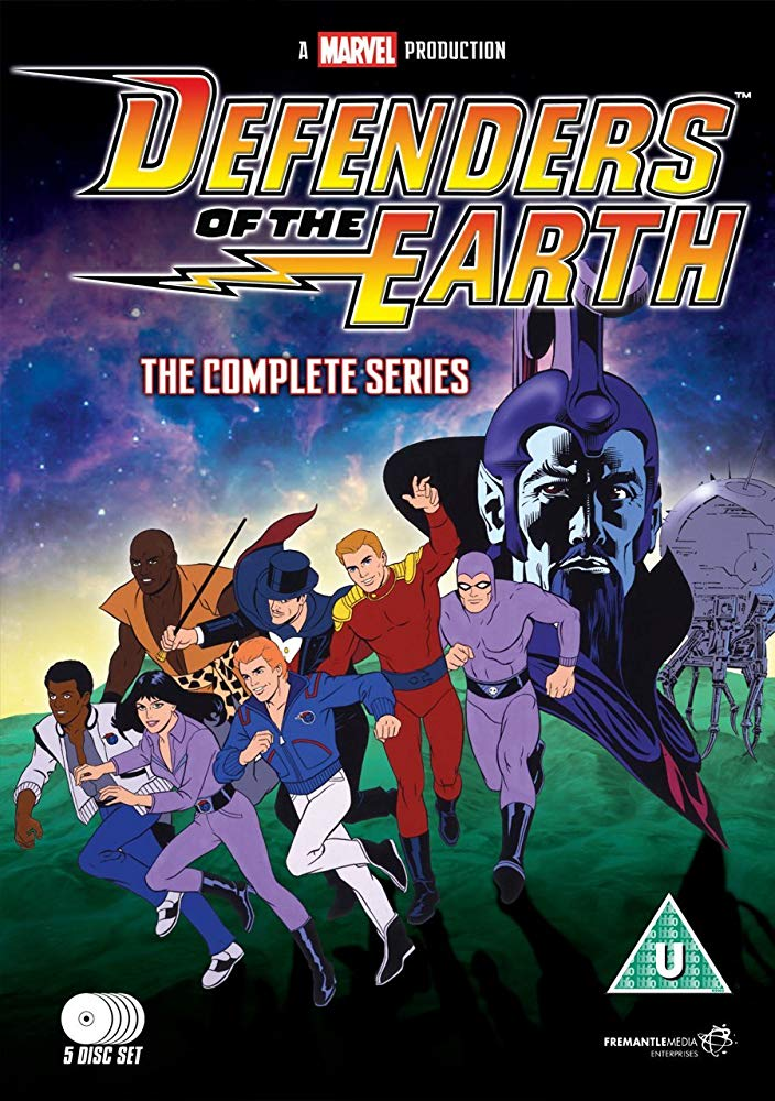 Watch Movie defenders-of-the-earth