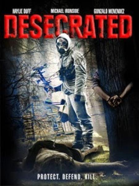 Watch Movie desecrated