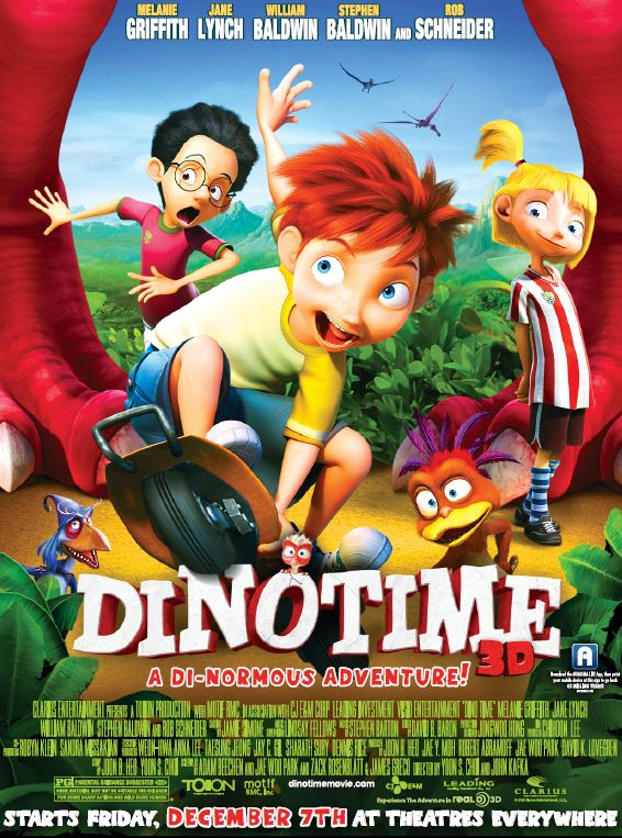 Watch Movie dino-time
