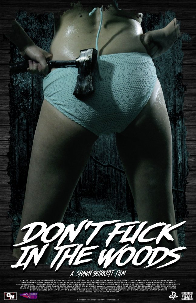 Watch Movie don-t-fuck-in-the-woods