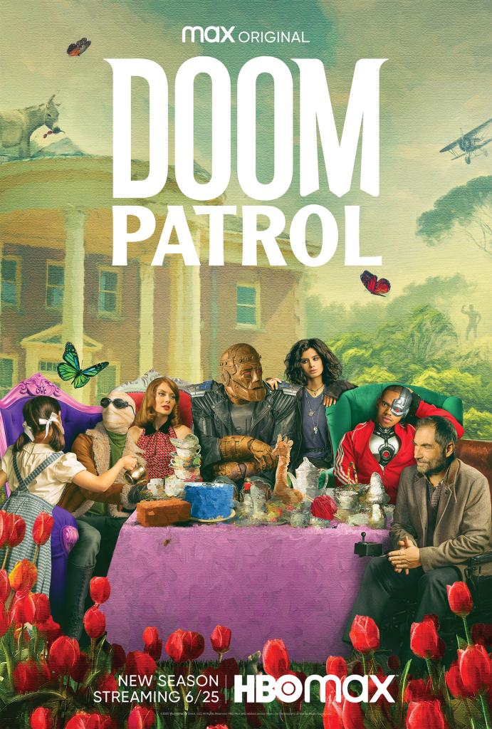 Watch Movie doom-patrol-season-2