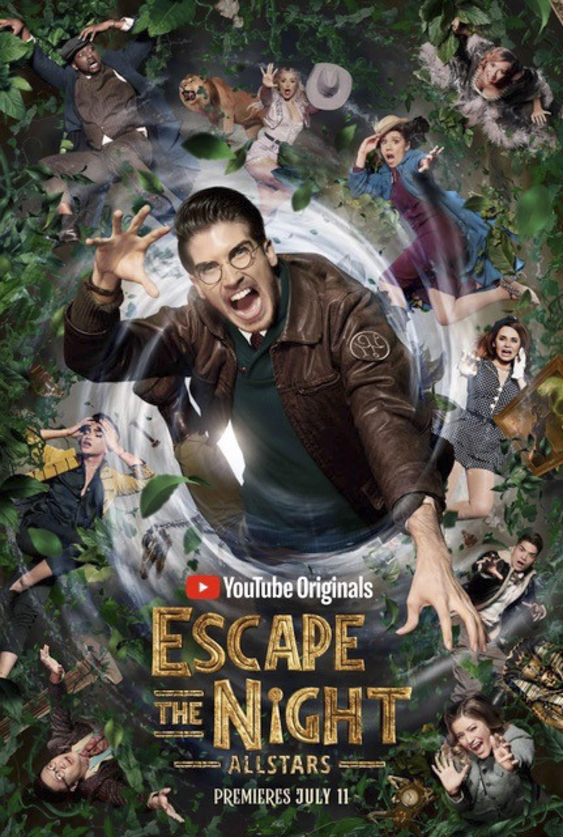 Watch Movie escape-the-night-season-4
