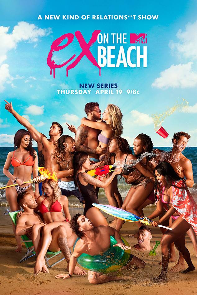 Watch Movie ex-on-the-beach-us-season-4
