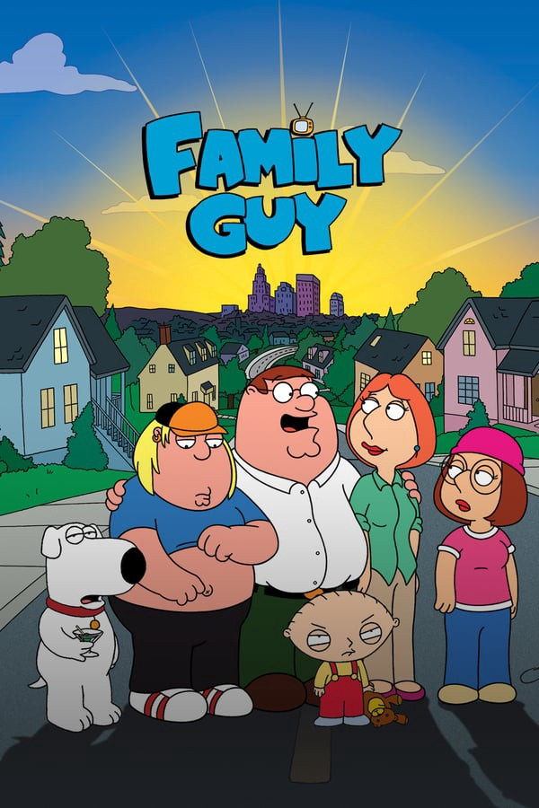 Family Guy - Season 19