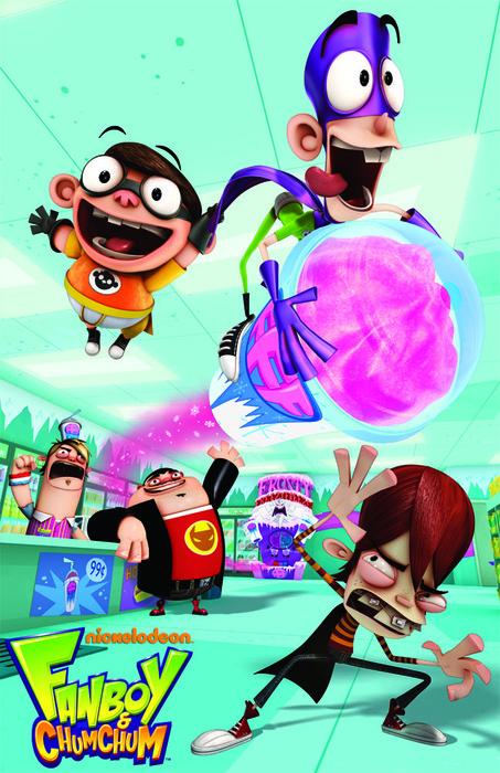 Watch Movie fanboy-and-chum-chum-season-2
