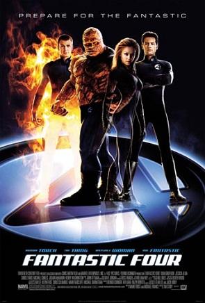 Watch Movie fantastic-four-2005