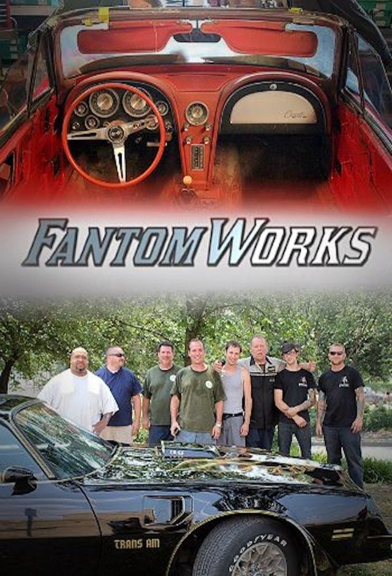 Watch Movie fantomworks-season-1