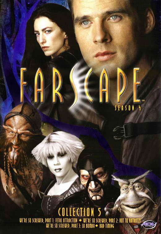 Watch Movie farscape-season-02