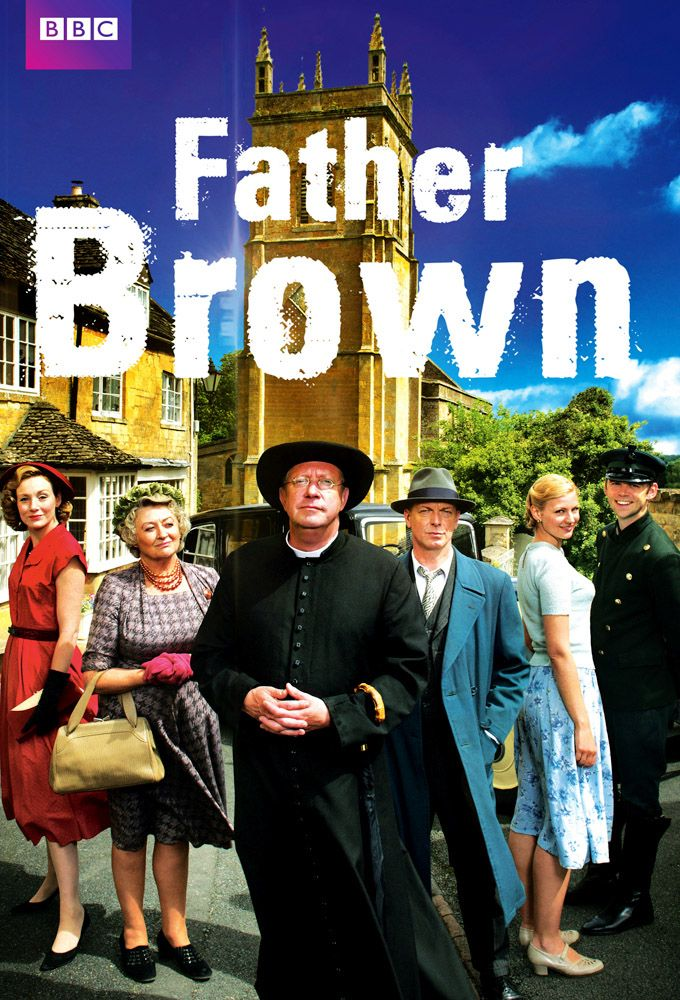 Watch Movie father-brown-season-6