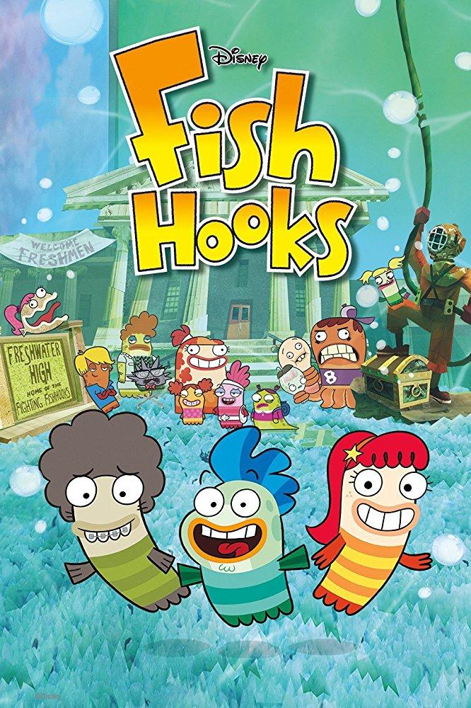 Watch Movie fish-hooks-season-2