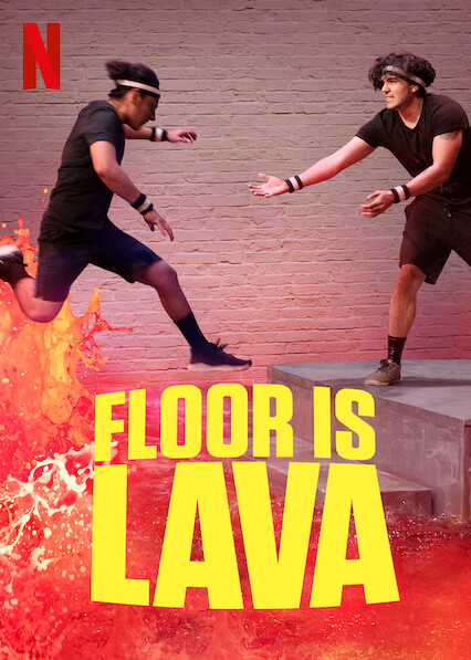 Watch Movie floor-is-lava-season-1