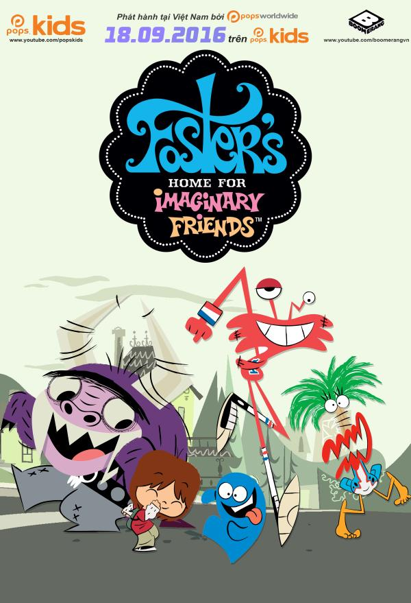 Watch Movie foster-s-home-for-imaginary-friends-season-5