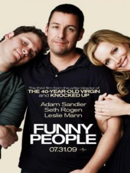 Watch Movie funny-people