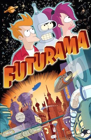 Watch Movie futurama-season-3