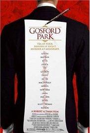 Watch Movie gosford-park